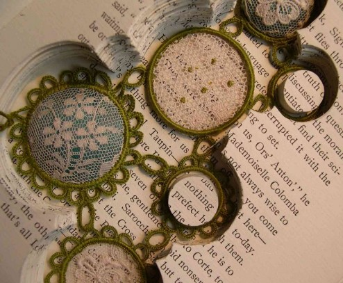 The Necklace That Smelled of Yesterday (detail)